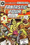 Cover for Fantastic Four (Editions Héritage, 1968 series) #65