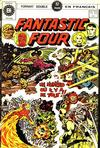 Cover for Fantastic Four (Editions Héritage, 1968 series) #71/72