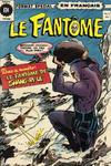 Cover for Le Fantôme (Editions Héritage, 1975 series) #1