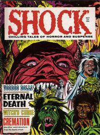 Cover Thumbnail for Shock (Stanley Morse, 1969 series) #v1#1