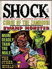 Cover Thumbnail for Shock (Stanley Morse, 1969 series) #v1#2