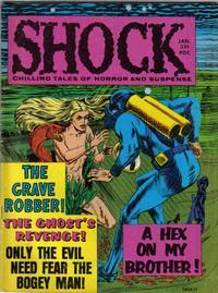 Cover Thumbnail for Shock (Stanley Morse, 1969 series) #v1#5
