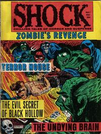 Cover Thumbnail for Shock (Stanley Morse, 1969 series) #v2#2