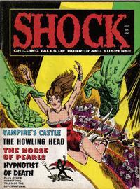 Cover Thumbnail for Shock (Stanley Morse, 1969 series) #v1#8