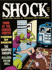 Cover Thumbnail for Shock (Stanley Morse, 1969 series) #v2#5