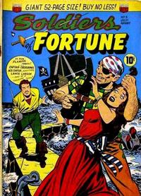 Cover Thumbnail for Soldiers of Fortune (American Comics Group, 1951 series) #3