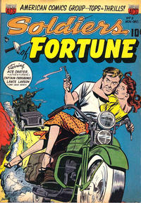 Cover Thumbnail for Soldiers of Fortune (American Comics Group, 1951 series) #5