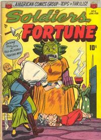 Cover Thumbnail for Soldiers of Fortune (American Comics Group, 1951 series) #6