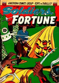 Cover Thumbnail for Soldiers of Fortune (American Comics Group, 1951 series) #7