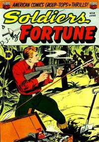 Cover Thumbnail for Soldiers of Fortune (American Comics Group, 1951 series) #8