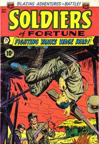 Cover Thumbnail for Soldiers of Fortune (American Comics Group, 1951 series) #11
