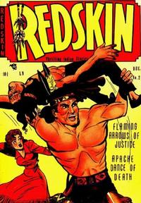 Cover Thumbnail for Redskin (Youthful, 1950 series) #2