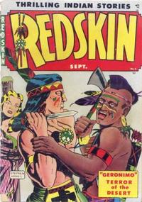 Cover Thumbnail for Redskin (Youthful, 1950 series) #6