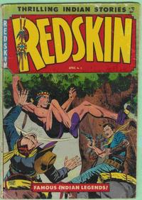 Cover Thumbnail for Redskin (Youthful, 1950 series) #9