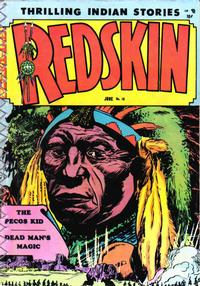Cover Thumbnail for Redskin (Youthful, 1950 series) #10