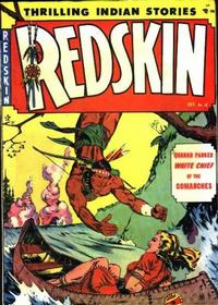 Cover Thumbnail for Redskin (Youthful, 1950 series) #12