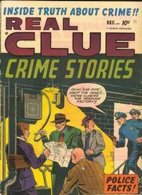 Cover Thumbnail for Real Clue Crime Stories (Hillman, 1947 series) #v6#10 [70]