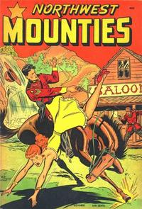 Cover Thumbnail for Northwest Mounties (St. John, 1948 series) #1