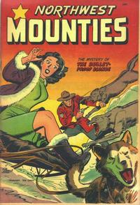 Cover Thumbnail for Northwest Mounties (St. John, 1948 series) #2