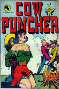 Cover Thumbnail for Cow Puncher Comics (Avon, 1947 series) #2