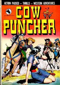 Cover Thumbnail for Cow Puncher Comics (Avon, 1947 series) #3