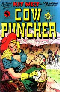 Cover Thumbnail for Cow Puncher Comics (Avon, 1947 series) #4