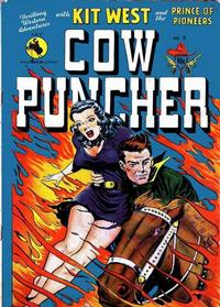Cover Thumbnail for Cow Puncher Comics (Avon, 1947 series) #5