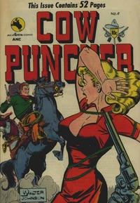 Cover Thumbnail for Cow Puncher Comics (Avon, 1947 series) #6