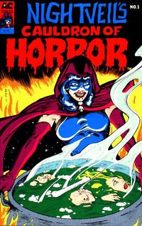 Cover Thumbnail for Nightveil's Cauldron of Horror (AC, 1989 series) #1