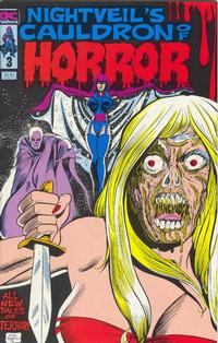 Cover Thumbnail for Nightveil's Cauldron of Horror (AC, 1989 series) #3