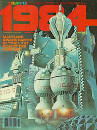 Cover Thumbnail for 1984 (Warren, 1978 series) #4