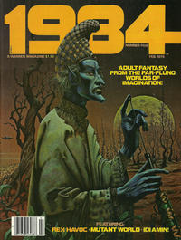 Cover Thumbnail for 1984 (Warren, 1978 series) #5