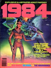 Cover Thumbnail for 1984 (Warren, 1978 series) #6