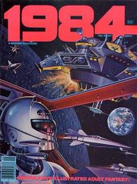 Cover Thumbnail for 1984 (Warren, 1978 series) #8
