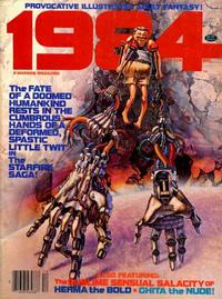 Cover Thumbnail for 1984 (Warren, 1978 series) #10