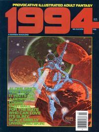 Cover Thumbnail for 1994 (Warren, 1980 series) #11