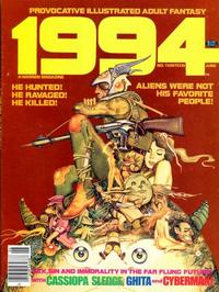 Cover Thumbnail for 1994 (Warren, 1980 series) #13