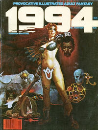 Cover Thumbnail for 1994 (Warren, 1980 series) #14