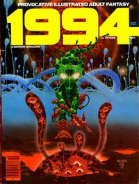 Cover Thumbnail for 1994 (Warren, 1980 series) #15