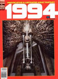 Cover Thumbnail for 1994 (Warren, 1980 series) #18