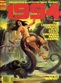 Cover Thumbnail for 1994 (Warren, 1980 series) #20