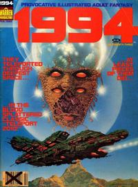 Cover for 1994 (Warren, 1980 series) #23 [Regular Barcode]