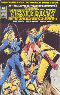 Cover Thumbnail for FemForce (AC, 1985 series) #102