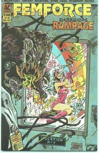 Cover Thumbnail for FemForce (AC, 1985 series) #108