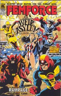 Cover Thumbnail for FemForce (AC, 1985 series) #109