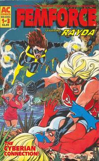 Cover for FemForce (AC, 1985 series) #110