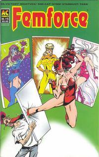Cover for FemForce (AC, 1985 series) #115