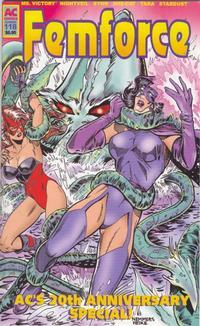 Cover Thumbnail for FemForce (AC, 1985 series) #118