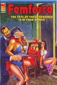 Cover Thumbnail for FemForce (AC, 1985 series) #119