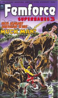 Cover Thumbnail for FemForce (AC, 1985 series) #122